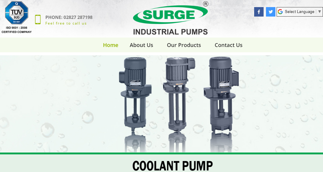 List Of Pump Manufacturers In India Coimbatore Ahmedabad -6943